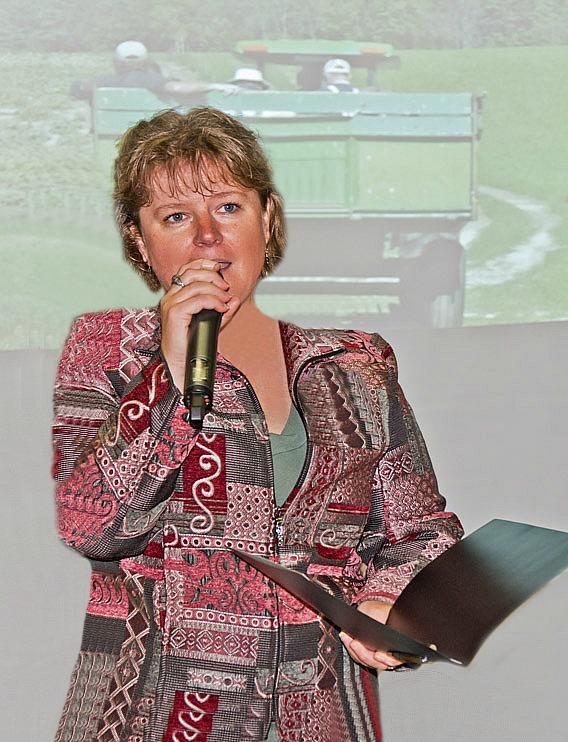 Priscilla Hansen Mahoney - Leadership Development