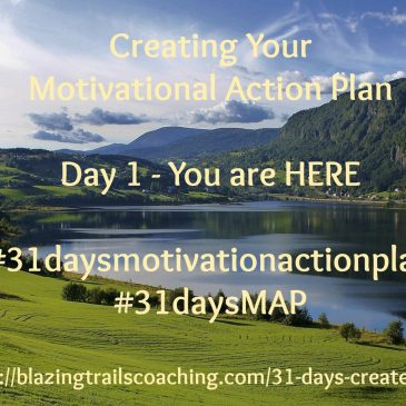 You are HERE – Getting Started on Creating Your M.A.P