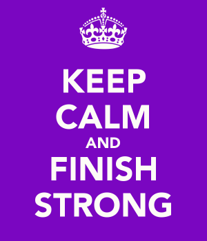 Day 22 – Create Your Motivational Action Plan – Finish Strong